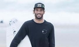 Frederico Morais: «Estou muito feliz com o surf que apresentei»