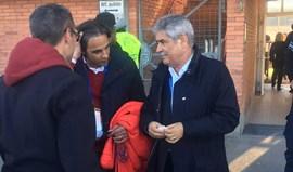 Nuno Gomes orgulhoso pelo percurso do Benfica na prova