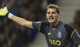 Iker Casillas recusou proposta do Málaga