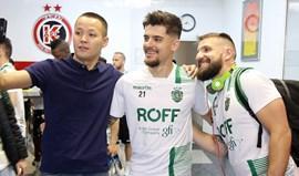 UEFA Futsal Cup: Leão já se prepara com dois 'intrusos'
