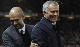 Parece que Guardiola não vai ter 'prendas' tão caras como as de Mourinho...