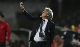Jorge Jesus em 38.º lugar entre os melhores treinadores para o 'L'Équipe'