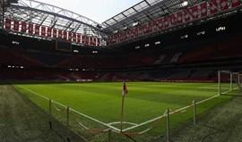 Arena de Amesterdão vai mudar de nome