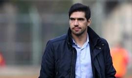 Jorge Simão sai e Abel vai ser o novo treinador do Sp. Braga