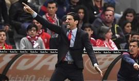 Sporting Braga é o sexto clube a trocar de treinador pela segunda vez