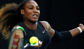 Serena Williams: «O bebé estará nas bancadas a apoiar-me»