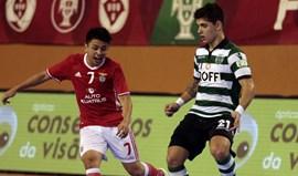 Léo Jaraguá: «Quero ser campeão europeu pelo Sporting e entrar na história do clube»