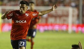 Águias estão de olho em quatro jogadores do Independiente
