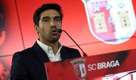 Abel Ferreira: «Só os que estiverem comprometidos com o clube terão lugar»