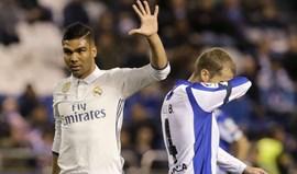 Deportivo-Real Madrid, 2-6