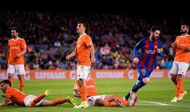 Confirmada a descida do Osasuna ao segundo escalão do futebol espanhol