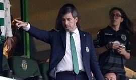 Bruno de Carvalho: «Há vários adeptos que não podem entrar no estádio a pedido da direção»
