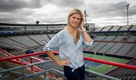Bouchard critica regresso de Sharapova: «É uma batoteira»