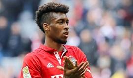 Bayern Munique exerce direito de opção de compra sobre Kingsley Coman