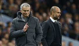 José Mourinho admite que o City foi mais forte