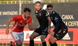 Ataque a João Vigário rumo à equipa B