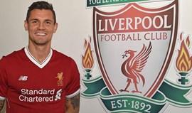 Liverpool prolonga contrato de Dejan Lovren até 2021