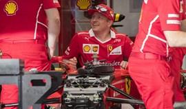 GP da Rússia: Räikkönen dá sinais de vida com melhor tempo no nos treinos livres