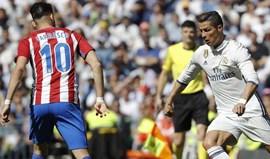 Dérbi de 'alto risco' de Madrid com segurança reforçada