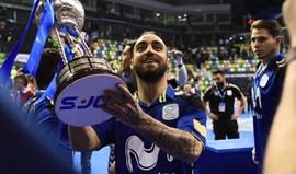 UEFA Futsal Cup: Ricardinho no caminho do Sporting na final