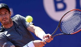 Murray e Nadal nas meias-finais do torneio de Barcelona
