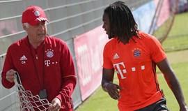 Ancelotti e a falta de minutos de Renato e outros jovens: «Não sou o treinador dos novos ou velhos»
