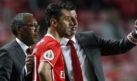 Rui Vitória chama 20 para a receção ao Estoril