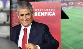 Vieira: «Benfica está a viver um dos melhores momentos da sua história»