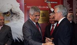 Vieira ataca leões e dragões: «Aliança hipoteca as próprias ambições desportivas»
