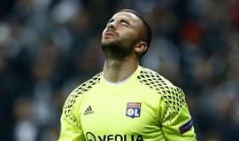 Lyon triunfa em Angers e recupera 4.º lugar na Ligue 1