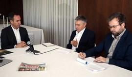 António Salvador: «Ser campeão com Abel»