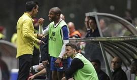 FC Porto chama Tiago Antunes de mentiroso e promete continuar a denunciar polvo fascista