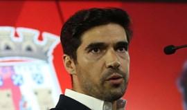 Abel Ferreira quer vencer o melhor Sporting da época