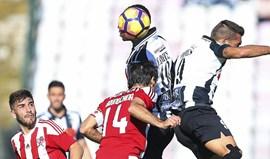 Portimonense-Leixões, 3-3: Homens do mar foram ao Algarve arrancar um ponto