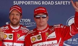 Sebastian Vettel garante 'pole' no Grande Prémio da Rússia