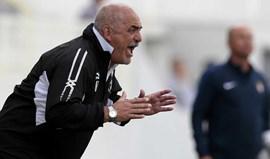 Vítor Oliveira crítico com as arbitragens: «Há muitas reuniões mas ninguém faz nada»