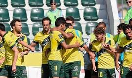 Vasco Seabra promove cinco alterações nos convocados