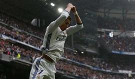 As melhores fotos do Real Madrid-Valencia
