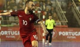 Futsal: Ricardinho reeleito melhor jogador do Mundo
