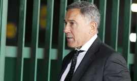 José Eduardo: «Tem que haver um maior equilíbrio fora das quatro linhas»