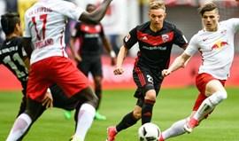 RB Leipzig empata e abre as portas do 'penta' ao Bayern Munique