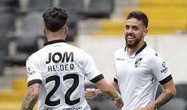 V. Guimarães B-Sp. Braga B, 2-1: Lado B do dérbi minhoto deu triunfo vimaranense