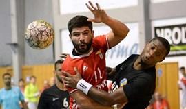 Benfica derrota Madeira SAD e escapa ao ABC