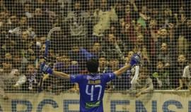 OC Barcelos na final da Taça CERS
