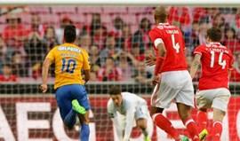 Os 8 minutos horríveis do Benfica que quase deitavam tudo a perder