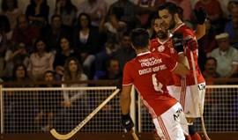 João Rodrigues salva Benfica de tropeção comprometedor