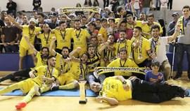 Sonâmbulos Luzense é campeão do Algarve