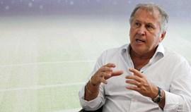 Zico: «Juventus, Inter ou AC Milan? Não apareceram com a 'grana'»