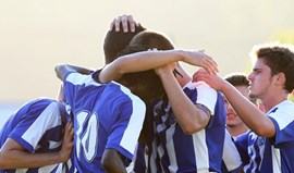 Juvenis: FC Porto-Sporting 1-1