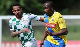 Arouca-Moreirense, 2-2